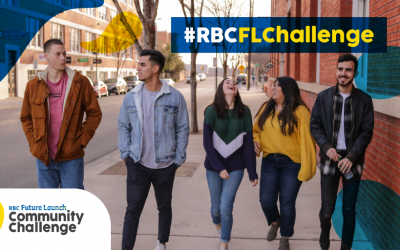 Dufferin Community Foundation joins national community challenge to address local needs with bold youth-led initiatives