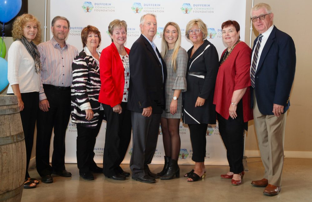 Meet the Leadership Team of the Dufferin Community Foundation