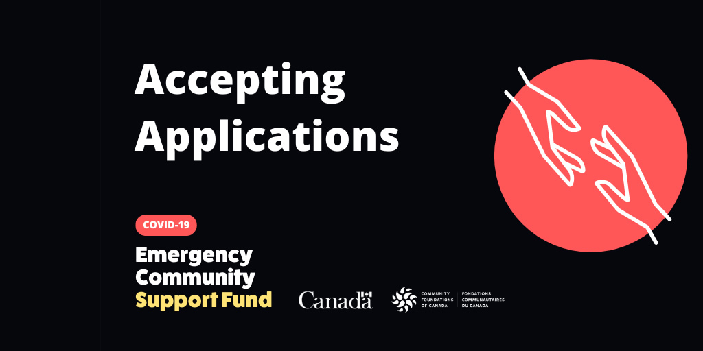 Dufferin Community Foundation activates  Emergency Community Support Fund #ECSF  alongside communities coast to coast to coast