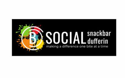 B Social Snackbar Dufferin