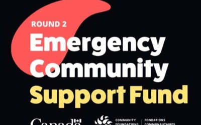 Emergency Community Support Fund-Round 2-Closed