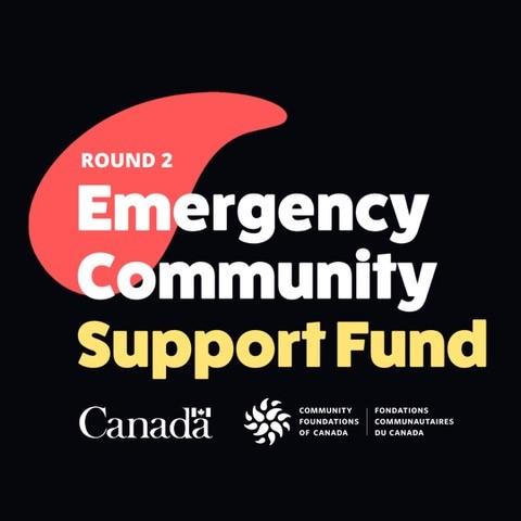 Emergency Community Support Fund-Round 2